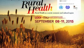 International Congress Rural Health...