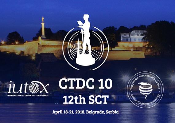 CTDC 10 12th SCT 18th - 21st April 2018 at Belgrade